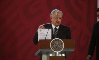 Cámara de Diputados recibe reforma educativa de AMLO