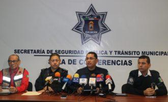 Concluye operativo Guadalupano con saldo blanco