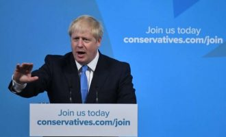 Boris Johnson es elegido el nuevo primer ministro de Reino Unido