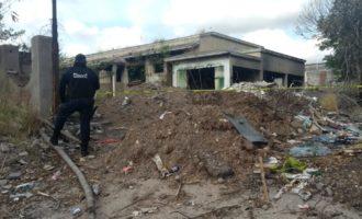 Encuentran joven asesinado a balazos en la Francisco Villa