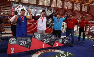 Domina Culiacán el boxeo de la eliminatoria Estatal 2020