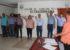 Eliazar Gutiérrez toma protesta a síndicos electos, en Navolato