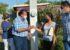 Después de 15 años de espera, alcalde de Navolato lleva energía eléctrica a familias de Los Arredondo