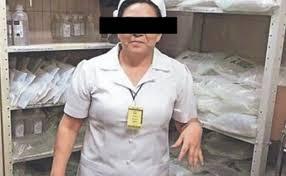 Encuentran restos de enfermera «perdida» de la CDMX, estaban en su jardín