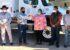 Alcalde de Navolato entrega camión compactador de basura en Benito Juárez y Ángel Flores
