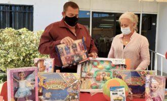 DIF Navolato inicia campaña de acopio de juguetes y ropa para niños en situación vulnerable