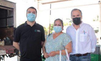 No dejaré que se atente contras las organizaciones civiles y las IAP: Sergio Esquer
