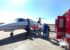 IMSS en Sinaloa gestiona traslado vía aérea de paciente que sufrió quemaduras en más de la mitad de su cuerpo