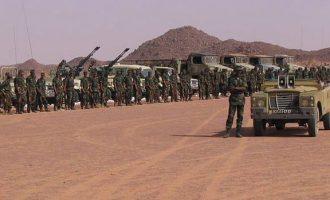 Marruecos detiene a personal de policía del Sahara Español