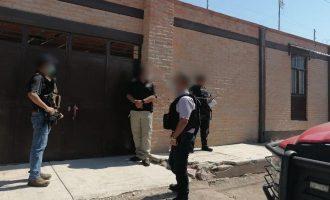 Agentes de seguridad estatales y municipales encuentran en Centros de Rehabilitación en los Altos de Jalisco a personas buscadas por la ley