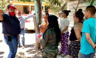 Se siente el triunfo en Navolato: Eliazar Gutiérrez