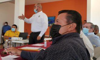 Navolato, preparado ante tormenta tropical Dolores: Eliazar Gutiérrez