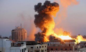 Otra vez hay ataques en Gaza