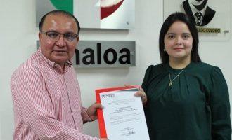 Sergio Jacobo nuevo secretario general del PRI en Sinaloa