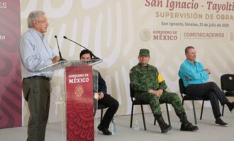 Quirino, de acuerdo que la Guardia Nacional se incorpore al Ejército