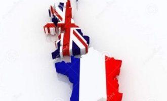 Francia e Inglaterra: tienen años de desencuentros