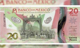Es hasta cierto grado racista el cuadro que muestra el billete de veinte pesos nuevo