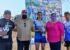 Premia Eliazar Gutiérrez a ganadores del torneo relámpago de futbol en La Platanera