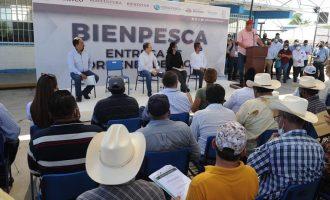 Inicia Conapesca tercera etapa de entrega de apoyos de Bienpesca